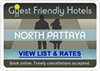 Guest Friendly Hotels North Pattaya